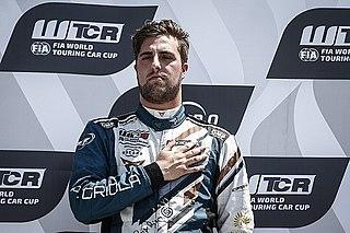 Pepe Oriola Spanish racing driver