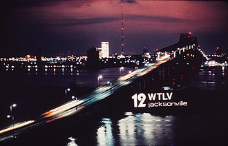 WTLV - Used as the background for WTLV's newscasts in the mid-1970s, without added text, it was used from the time the station adopted said call letters.