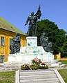 WWI Monument Kalocsa.JPG
