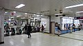 Wakoshi Station ticket barriers 20121010.JPG