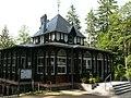 Waldschlösschen, denkmalgeschützte Gaststätte mit Außenanlagen von Paul Schindel in Bad Elster, Sachsen.jpg