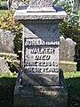 Walker (Johnathan), Lebanon Church Cemetery, 2015-10-23, 01.jpg