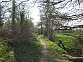 Walkers on the Monarch's Way - geograph.org.uk - 393520.jpg