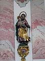 WallfahrtskircheMussenhausen Josefstatue Nordwand im Langhaus.jpg