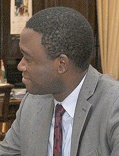 Wally Adeyemo American attorney and advisor