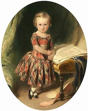 Thomas Crane - Image: Walter Crane as a Child by Thomas Crane