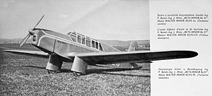 Beneš-Mráz Be-51 Beta Minor