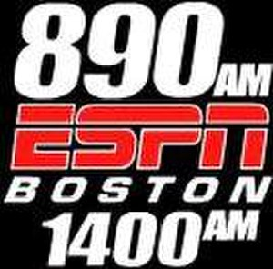 "WAMG - Logo as ""890 ESPN"", used from July 2005 until September 14, 2009"