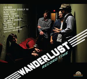 "Wanderlust (band) - Wanderlust ""Record Time"""