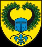 Das Wappen von Bad Gandersheim