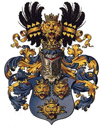 Coat of arms of Dalmatia - Image: Wappen Königreich Dalmatien