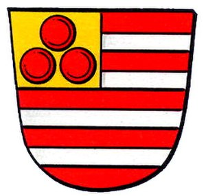 Mombach - Coat of Arms around 1500