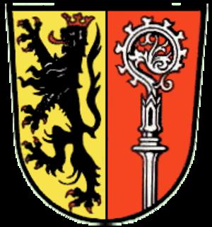 Abenberg - Image: Wappen von Abenberg