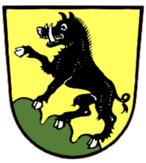 Ebersberg - Image: Wappen von Ebersberg