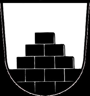 Fürstenstein - Image: Wappen von Fürstenstein