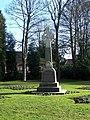 War Memorial, Chasetown Memorial Park - geograph.org.uk - 674198.jpg