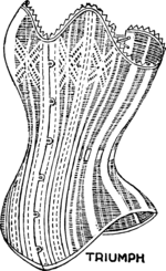 Warner's Triumph—Dress Form.