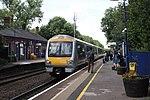 Warwick - Chiltern 168214 London service.JPG