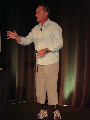 Mark Inglis - Mark Inglis in 2009.
