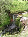 Waterfall below Lumb Farm - geograph.org.uk - 46213.jpg