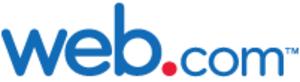 Web.com - Image: Web Dot Com logo