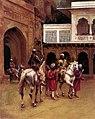 Weeks Edwin Indian Prince Palace Of Agra.jpg
