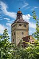 Weißenburg in Bayern, Stadtbefestigung, Ellinger Tor-20160814-007.jpg