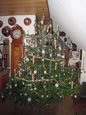 Deutscher Weihnachtsbaum.Weihnachtsbaum Jewiki