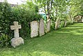 Wellow Baptist Church, Main Road (B3401), Wellow (May 2016) (Graveyard).JPG
