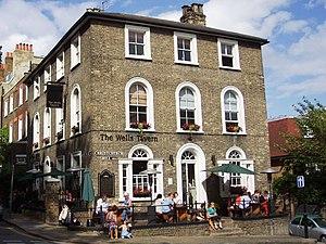 Wells Tavern, Hampstead - The Wells Tavern
