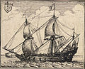 Wenceslas Hollar - An English warship.jpg