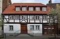Werl, denkmalgeschütztes Haus, Steinerstraße 43.JPG