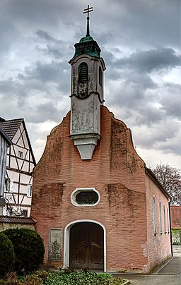 Wertingen, St. Martin, Nebenkirche