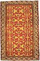 Western Anatolian knotted woll carpet with Lotto patern 16th century Saint Louis Art Museum vertical.jpg