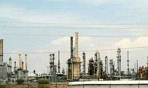 Western Refining - Main refinery in El Paso