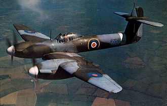 Westland Whirlwind (fighter) - Westland Whirlwind in a rare Second World War colour photograph