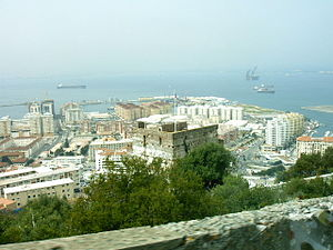Westside, Gibraltar - Gibraltar Harbour, North Mole
