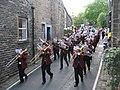 Whit Friday in Dobcross - geograph.org.uk - 454049.jpg