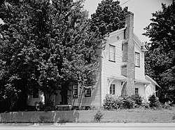 White-Holman House, 209 East Morgan Street, Raleigh (Wake County, North Carolina).jpg