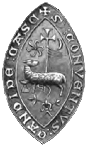 Whithorn Priory - Seal of the Priory of Whithorn.