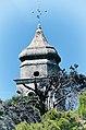 Wieża kościoła Matki Bożej Anielskiej, Veli Lošinj - panoramio.jpg