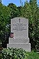 Wiener Zentralfriedhof - Gruppe 30A - Grab von Sergei Bortkiewicz.jpg