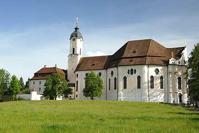 wieskirche reisefuehrer auf wikivoyage