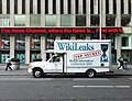 WikiLeaks Truck at Fox News Channel (5954571754).jpg