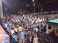Wikimania 2016 Deryck day 1 - 10 line dancing.jpg