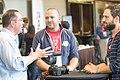 Wikimania 2017 - Cameras.jpg