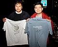 Wikimedia Conference Berlin - Free Travel Shirt (9403).jpg