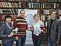 Wikiworkshop in Kharkiv 2018-11-10 by Наталія Ластовець 26.jpg