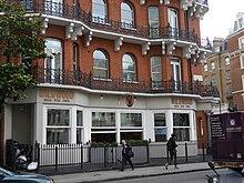 Wildwood Kitchen, Gloucester Road, London, 2016