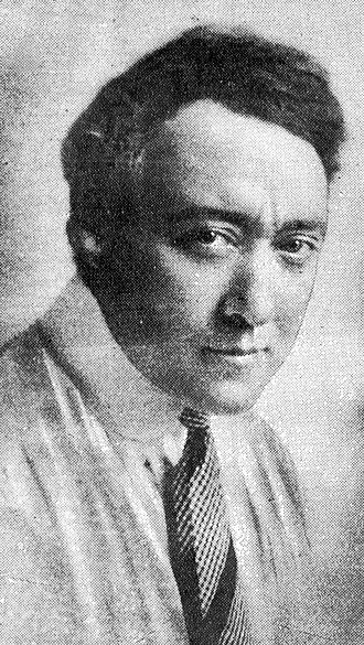 Willard Mack - From a newspaper, 1915.
